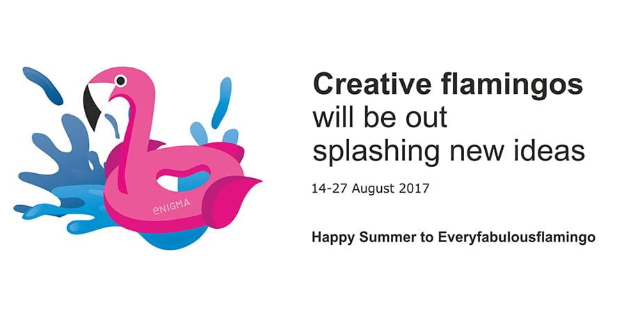 advertising summer holidays