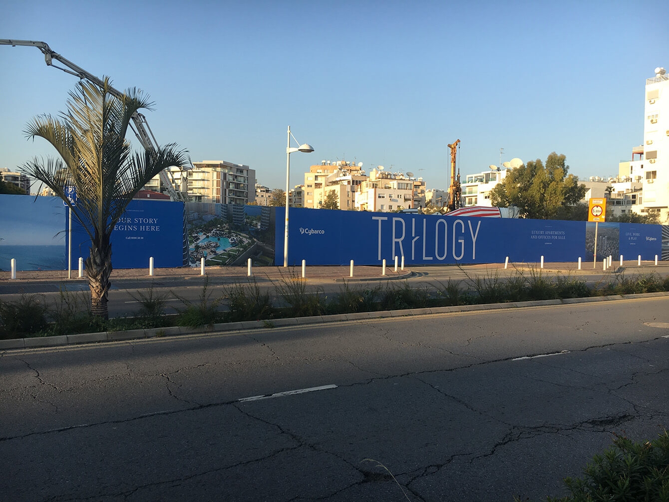trilogy fencing