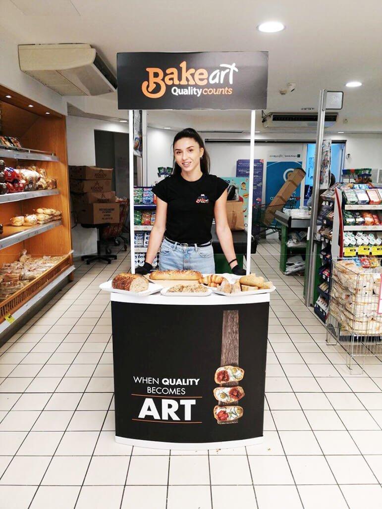 Bake Art In-store Activities