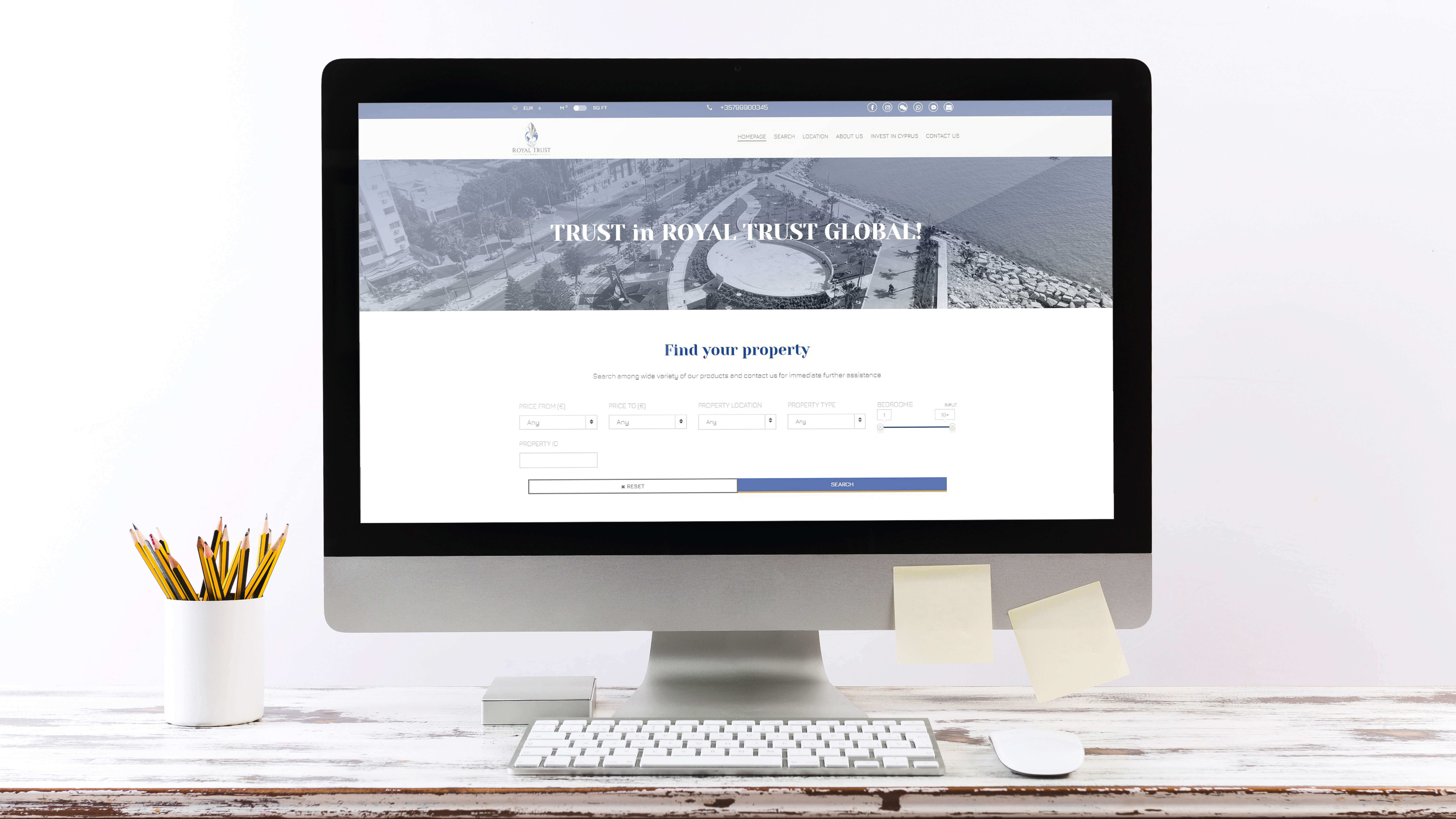 Royal Trust Website