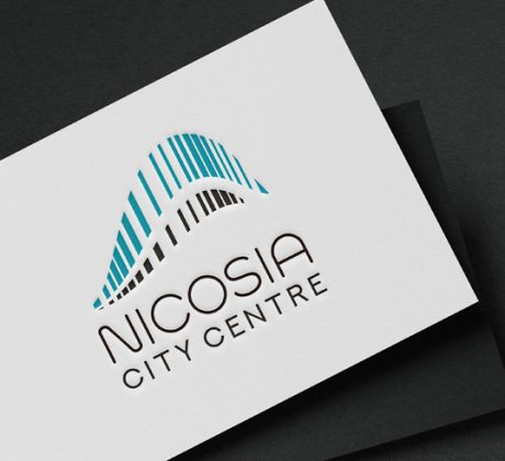 Nicosia City Center Logo Design