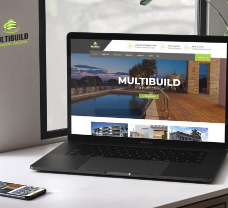Multibuild Ltd Website