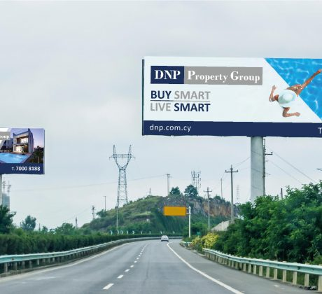 DNP billboards
