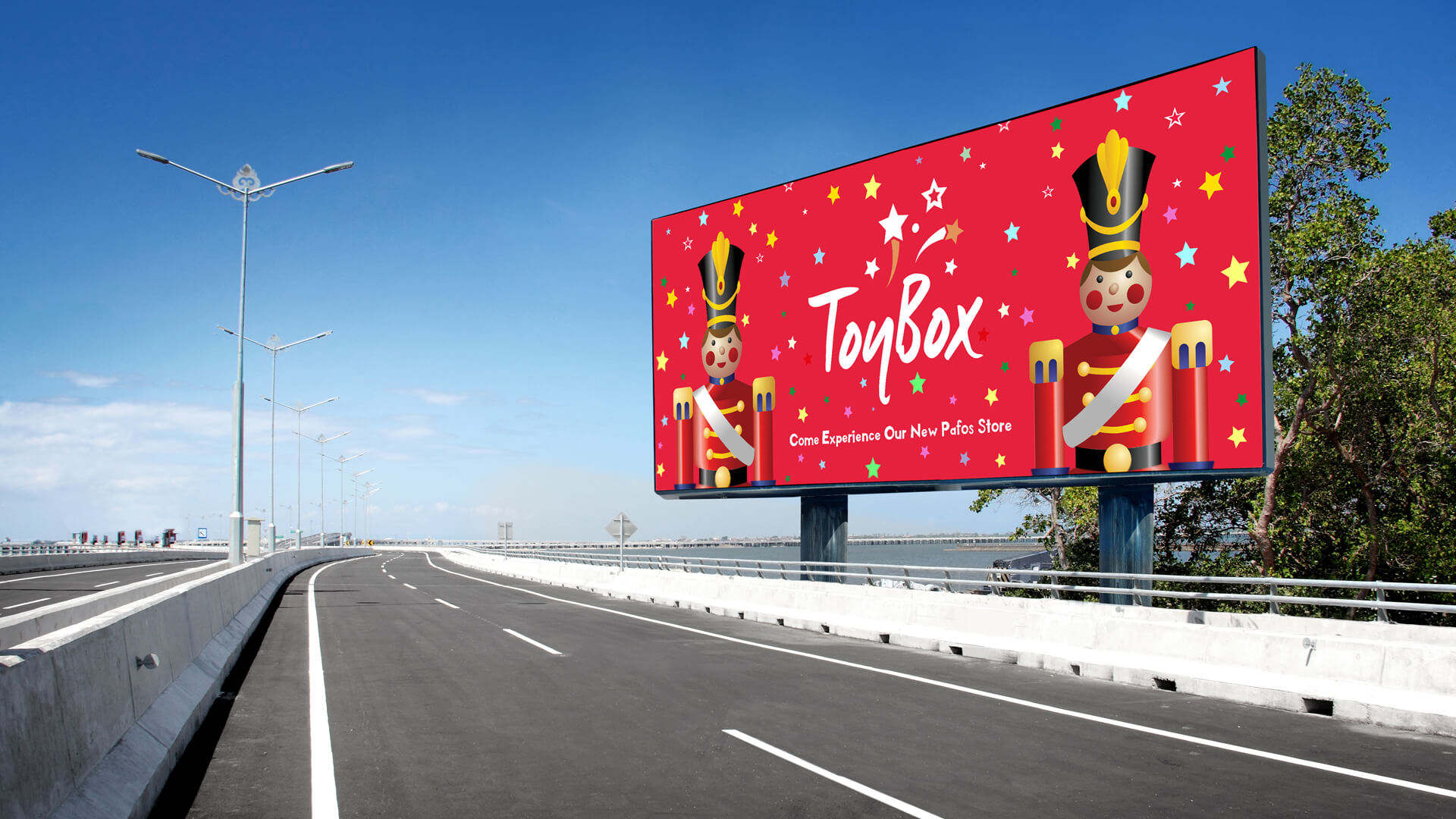ToyBox Outdoor Advertising