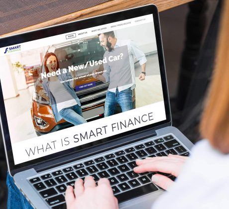 Smart Finance Website