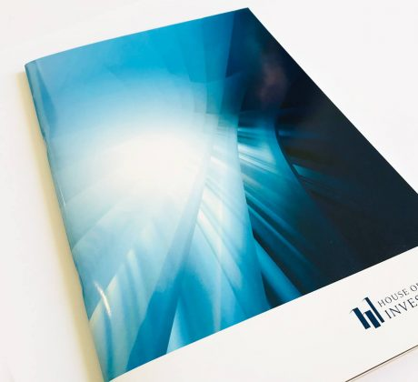 House Of Investment Brochure Design & Printing