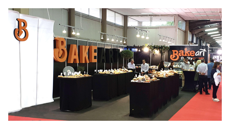 Horeca Exhibition 2019-Bake Art